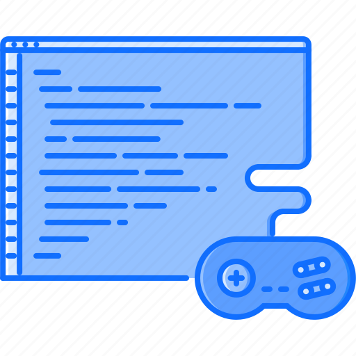 code, development, fun, game, gamepad, party, video icon