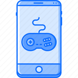 app, fun, game, party, phone, video icon