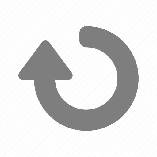 arrow, recycle, refresh, reload, reset, restart icon