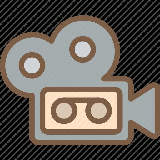 camera, development, editor, game, video game icon