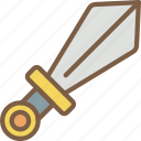 development, game, video game, weapons icon