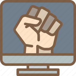 development, fighting, game, video game icon
