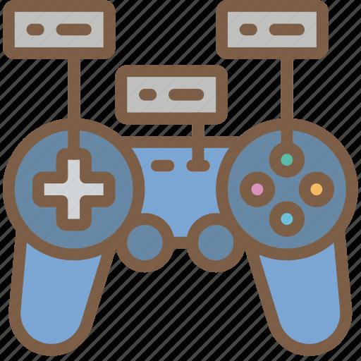 configuration, controller, development, game, video game icon