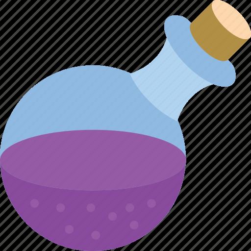 Game, potion, element icon