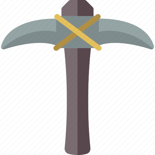 axe, element, game, pick icon