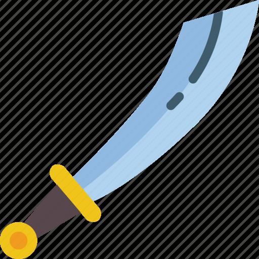 element, game, sword icon