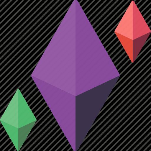 Element, game, gems icon - Download on Iconfinder