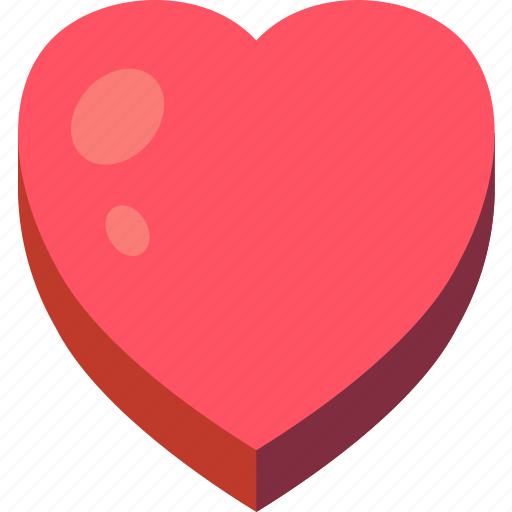 element, game, heart icon