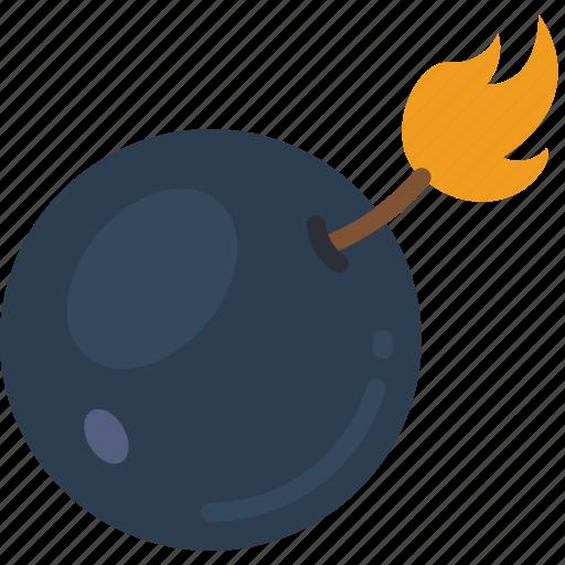 Game, bomb, element icon