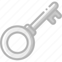 element, game, key icon