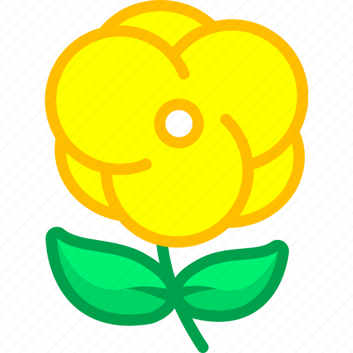 flower, game icon