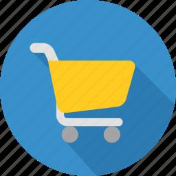 cart, shop, shopping icon