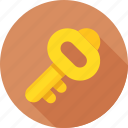 key, password, security icon