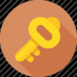key, password, security icon