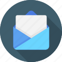 email, mail, message icon