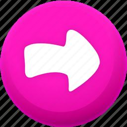 arrow, arrows, game, level, next icon