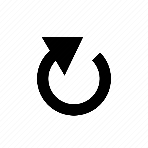 refresh, retry icon