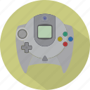 console, controller, dreamcast, game, gamepad, pad, sega icon