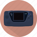 console, game, gamegear, gamepad, pad, retro, sega icon