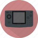 console, game, gamepad, neo geo, neogeopocket, pad icon