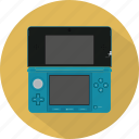 console, game, gamepad, nintendo, nintendo3ds, pad icon