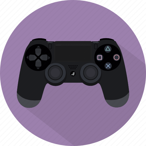 controller, game, gamepad, pad, playstation, ps4, sony icon