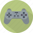 controller, game, gamepad, pad, playstation, psx, sony icon