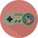 controller, game, gamepad, nintendo, pad, retro, snes icon