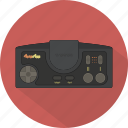 console, controller, game, gamepad, pad, retro, turbografx icon