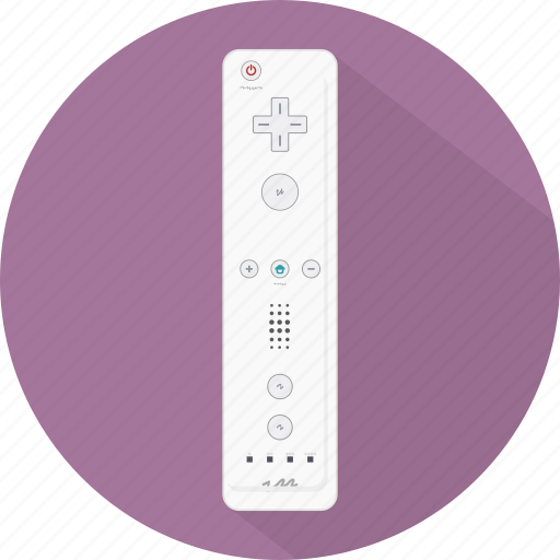 controller, game, gamepad, nintendo, pad, wii icon