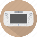 console, controller, game, gamepad, nintendo, pad, wiiu icon