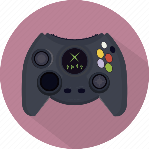 console, controller, game, gamepad, pad, xbox icon