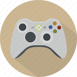 console, controller, game, gamepad, pad, xbox, xbox360 icon