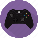 console, controller, game, gamepad, pad, xbox, xboxone icon