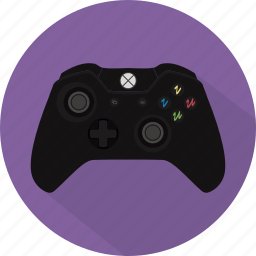 console, controller, game, gamepad, pad, xbox, xboxone icon