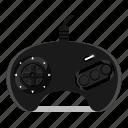 controller, gamepad, joystick, mega drive, sega, sonic, videogame icon