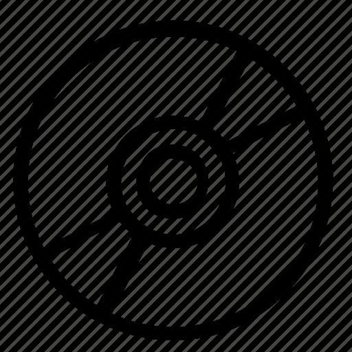 Cd, dvd, disk, disc, diskette, save icon - Download on Iconfinder