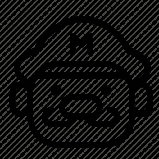 avatar, mario icon
