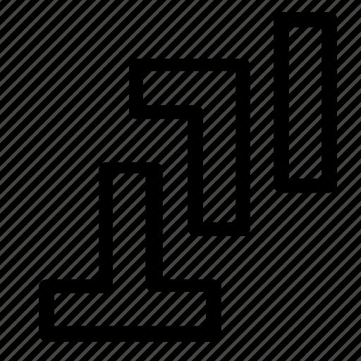 game, tetris icon