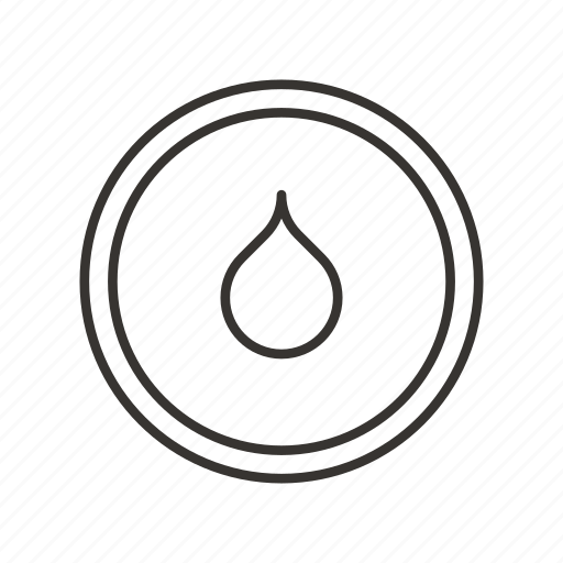 blood, drop, droplet, rain, water icon