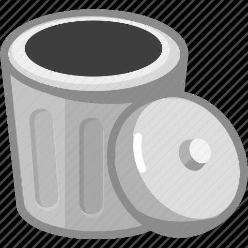 delete, game, games, gaming, trash icon