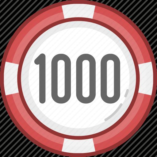 casino, gambling, gaming, money, play, pointer, wager icon
