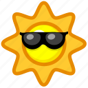 game, games, good weather, sun, weather icon