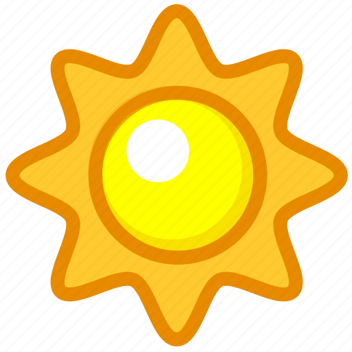 game, games, sun, weather icon