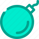 bomb, game, toy, videogame icon