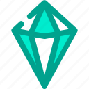 diamond, game, gem, toy, videogame