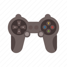 computer, console, controller, game, games, joystick, play icon