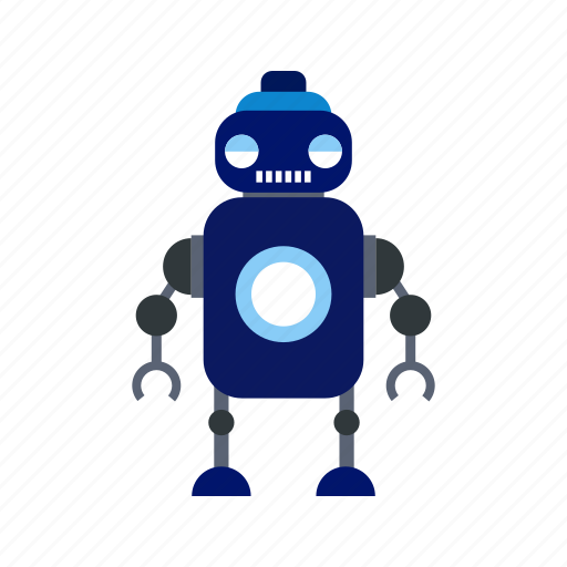 automatic, future, robot, robotic, technology icon