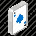 card game, gambler, playing cards, poker cards, quiz game icon