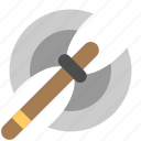 axe, building, tool, war, weapon, work icon